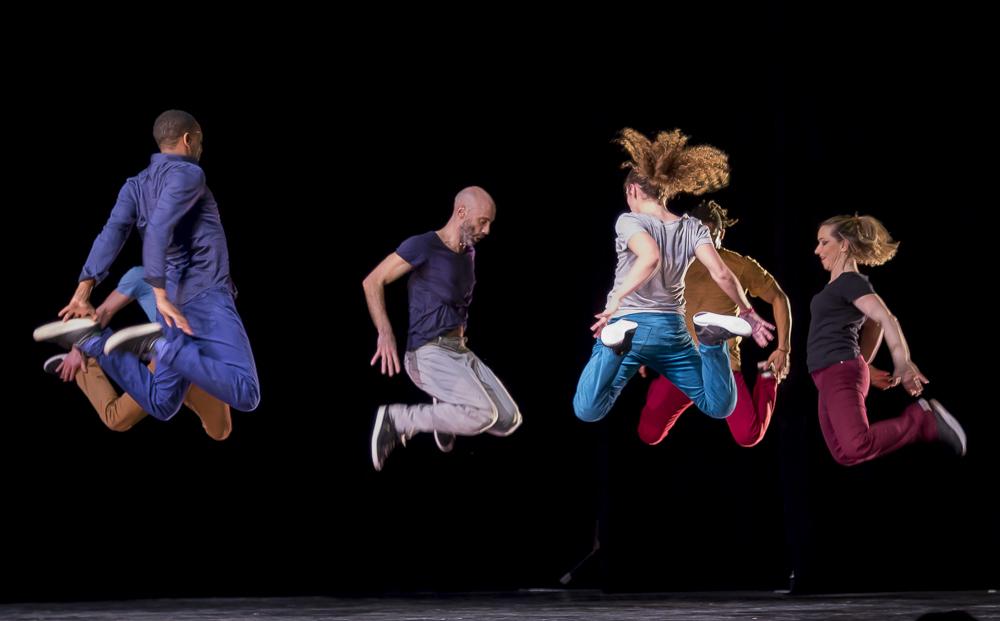Dire avec la danse / résidence territoriale en Bièvre Valloire